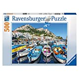 Ravensburger Colorful Marina-Puzzle (500-Piece)