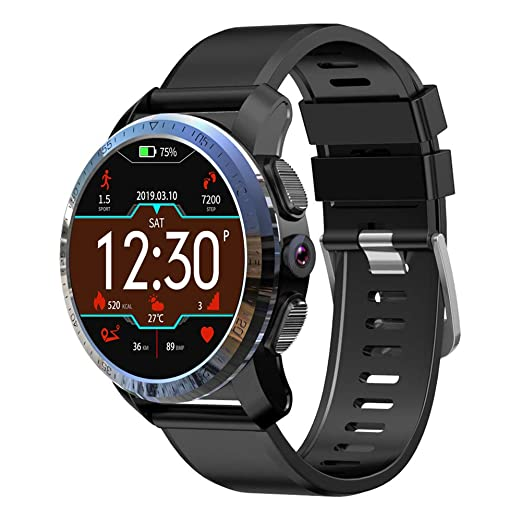 YOUNG4 3GB 32GB 800mAh Bluetooth Dual 4G SmartWatch Teléfono ...