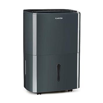 Klarstein DryFy20 Deshumidificador de Aire • Secadora de reformas • 420 W • 20 L/