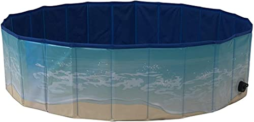 Midlee-Dog-Pool-Foldable-&-Portable-Outdoor-Bathing-Tub
