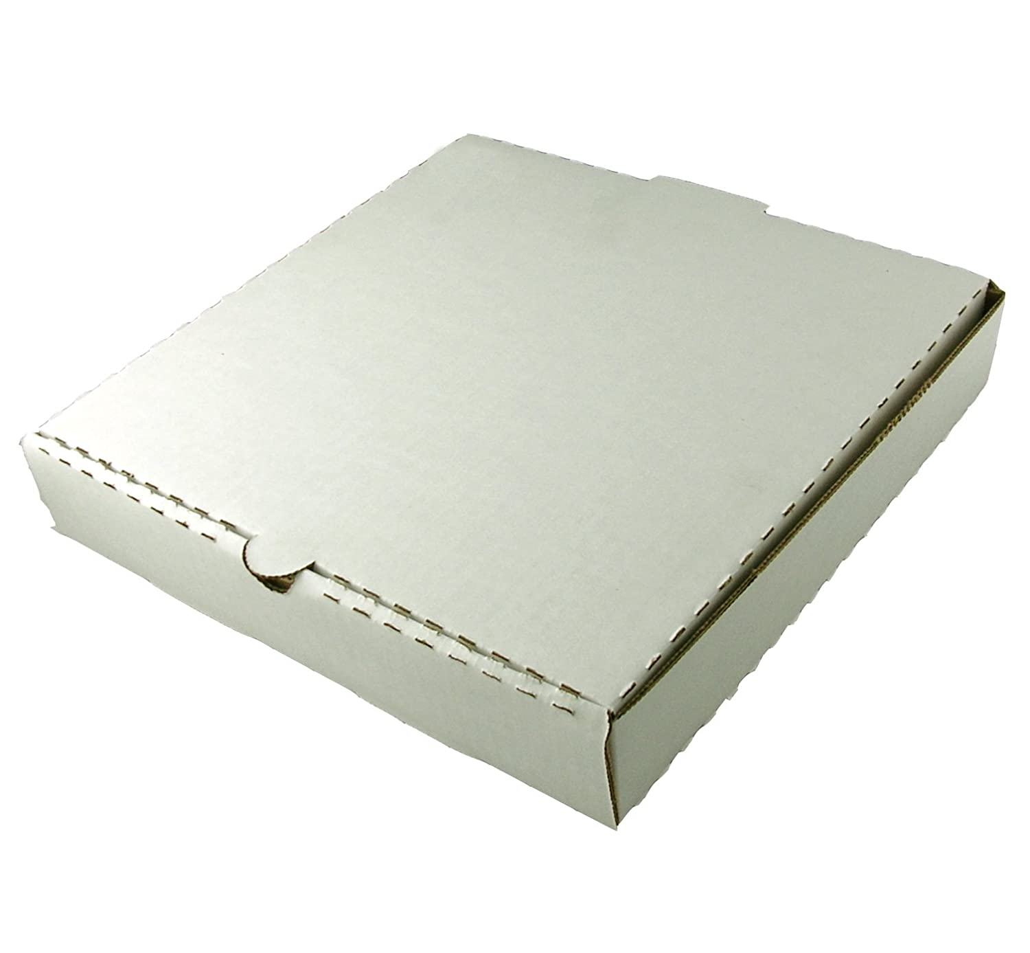Southern Champion Tray 1470 Paperboard White Pizza Box Case of 50 18 Length x 18 Width x 1-7//8 Height