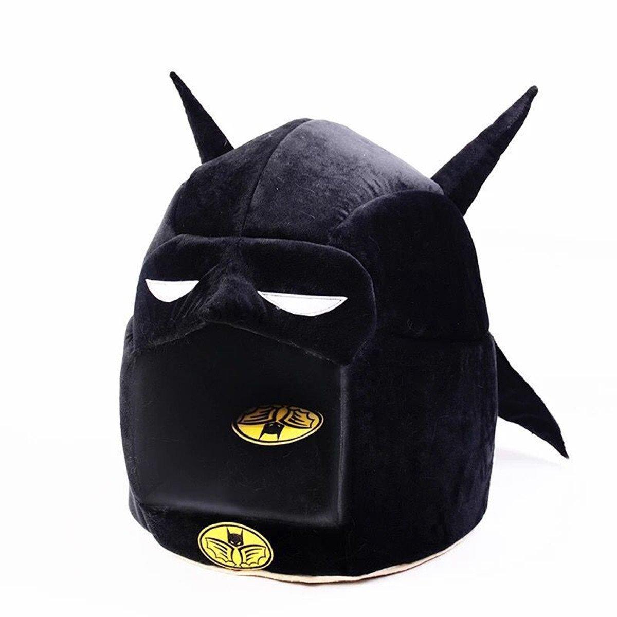 Batman PET, Pet de Chien et Chat Peut être Lavable Nid LUCAS