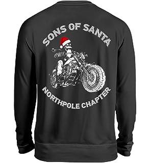 Ho Ho mal EIN Bier Weihnachtspullover Ugly Christmas Sweater Weihnachtsmarkt Party Unisex Pullover Shirtee