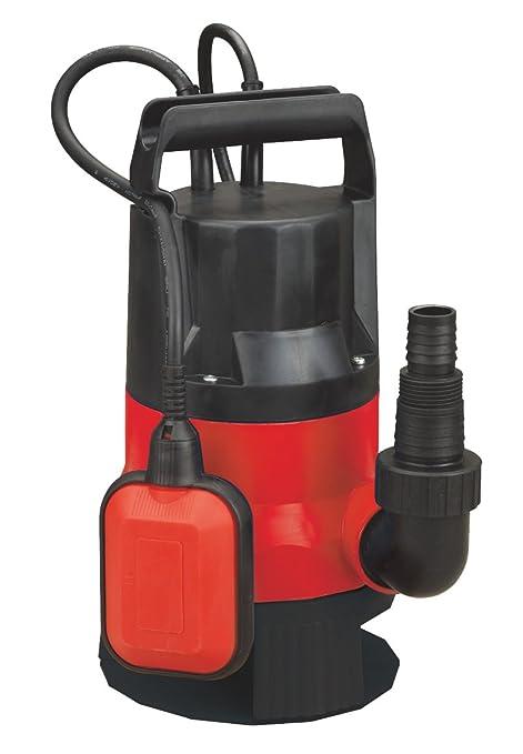 Nordstrand - Bomba sumergible eléctrica 400 W, con interruptor de flotador - Clean/drenaje