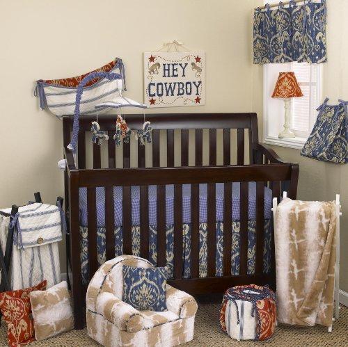 Cotton Tale Designs Sidekick Bedding Set, 7 Piece