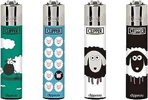 Clipper – 02, primavera 2 colección, pack de 4 encendedores ...
