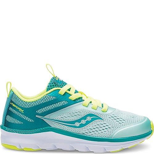 94852429ad Saucony Kids' Liteform Miles Sneaker
