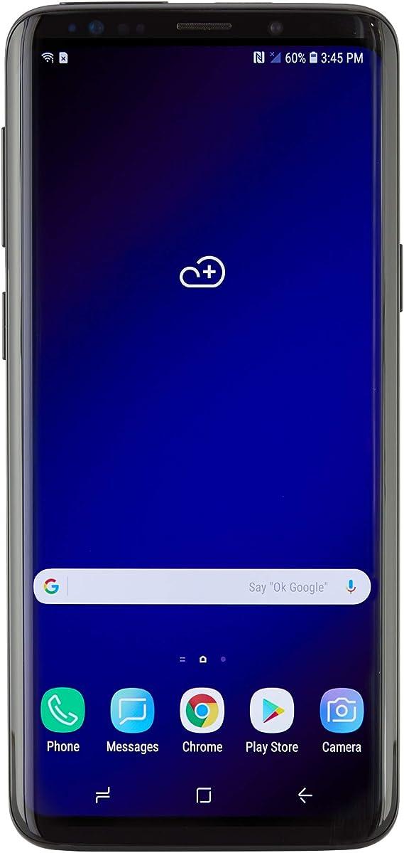 Samsung Galaxy S9 Dual SIM Smartphone 5,8 pulgadas pantalla táctil: Amazon.es: Electrónica