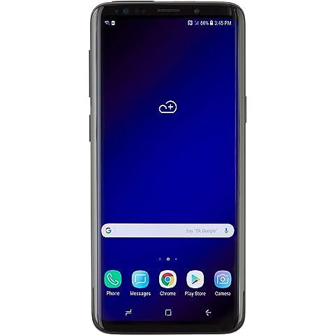 Amazon com: Samsung Galaxy S9 SM-G960U 64GB Black AT&T