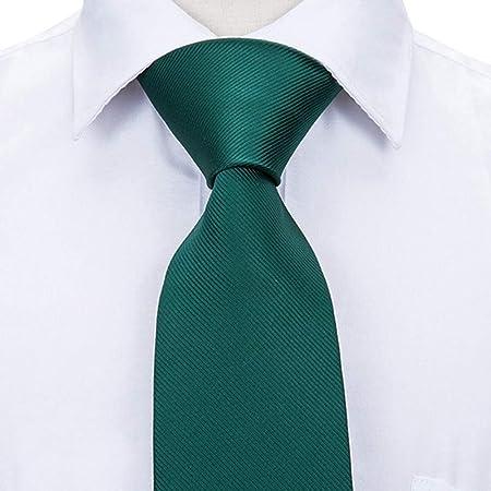 QEHWS Corbata Corbatas para Hombres Juego De Corbatas con Corbatas ...