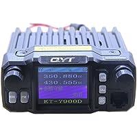 KT-7900D 25W Quad Band 144/220/350/440MHZ Car Mobile Radio walkie talkie
