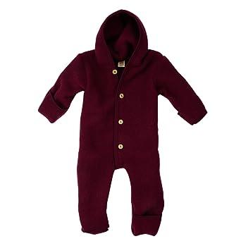 Wollfleece overall baby