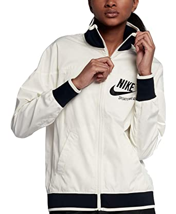 Amazon.com: Nike Sportswear - Chaqueta repelente al agua ...