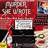 Murder, She Wrote Mystery Jigsaw Puzzles (Jewel Case)