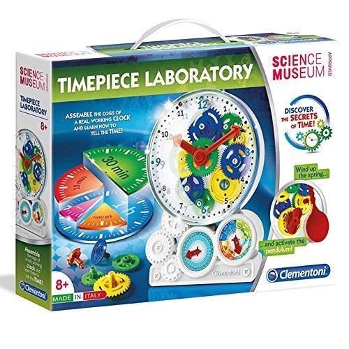 Clementoni 61763 Science Museum-Clock Lab