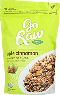 product image for Go Raw (NOT A CASE) Granola Apple Cinnamon Sprouted Organic