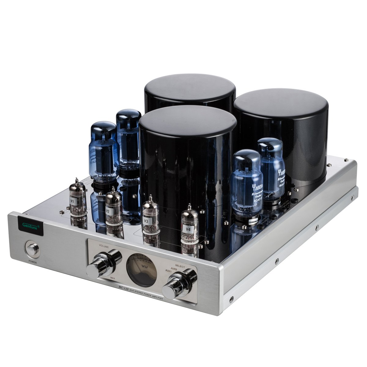 Gemtune MC-13S Push-Pull Integrated Stereo Tube Amplifier(Without Protect Cover) by GemTune