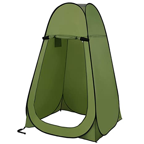quality design 19dc0 ce450 Sumbababy Pop Up Changing Tent Portable Privacy Shower Tents,Easy  Waterproof Toilet Bathroom for Beach and Camping,Instant Outdoor Sun  Shelter Camp ...