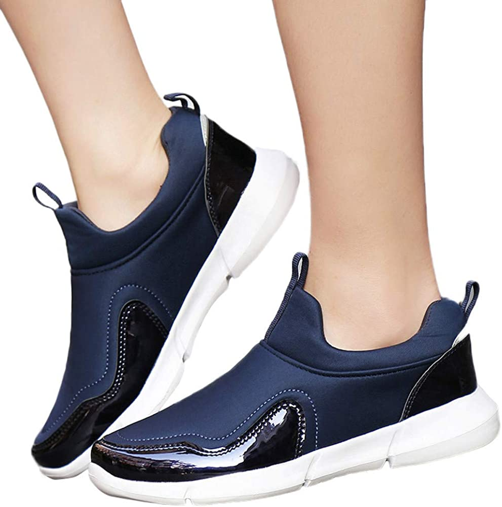 Amazon.com: Sharemen Couple Shoes Flying Woven Mesh Cloth ...