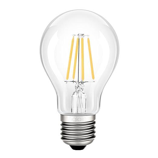 29 opinioni per Aglaia Lampadine LED con Attacco E27, 4W Equivalente a 40W, 400 Lumen Bianco