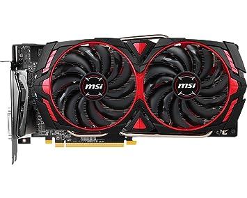 MSI RX 580 Armor MK2 8G OC Radeon RX 580 8GB GDDR5 Tarjeta ...