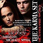 The Karma Set: Summer Spirit Novellas, Books 4 - 6   Samantha Jacobey