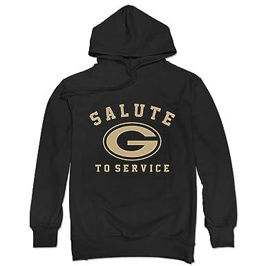 274e74e86 Men s Green Bay Packers Salute To Service Hoodie Sweatshirt Store ...