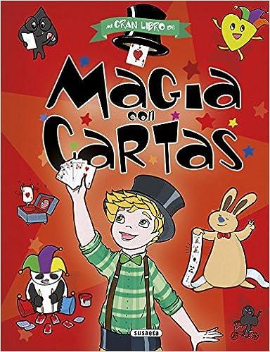 Mi gran libro de magia con cartas El Gran Libro De ...