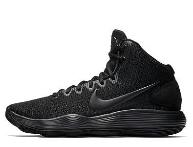 Nike Hombres Gris Hyperdunk 2017 Basketball Zapato Gris Hombres Oscuro 0318d0