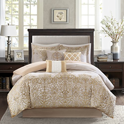 Madison Park Vanessa 7 Piece Comforter Set