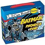 Official DC Comics Batman Phonics Learn to Read 12 Book Set
