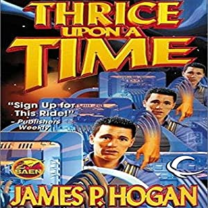 Thrice Upon a Time Audiobook