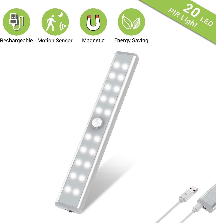 OxyLED Motion Sensor 20 Battery-powered LED Gun Safe Light