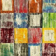 "d-c-fix 346-0576-2PK Decorative Self-Adhesive Film, Bahia, 17"" x 78"" Roll, 2-Pack"