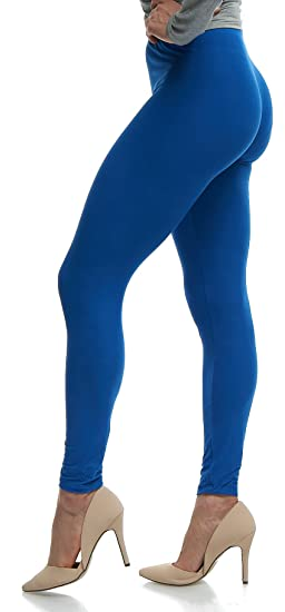 Lmb Women S Soft Classic Leggings Stretch Fit Sexy Contour 40