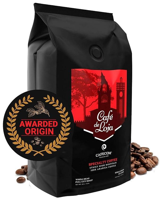 Café de Loja | AWARDED | High Altitude Specialty Whole Bean Coffee