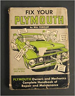 Fix your Plymouth