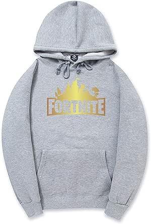 Fort night hoodie printed around the edge