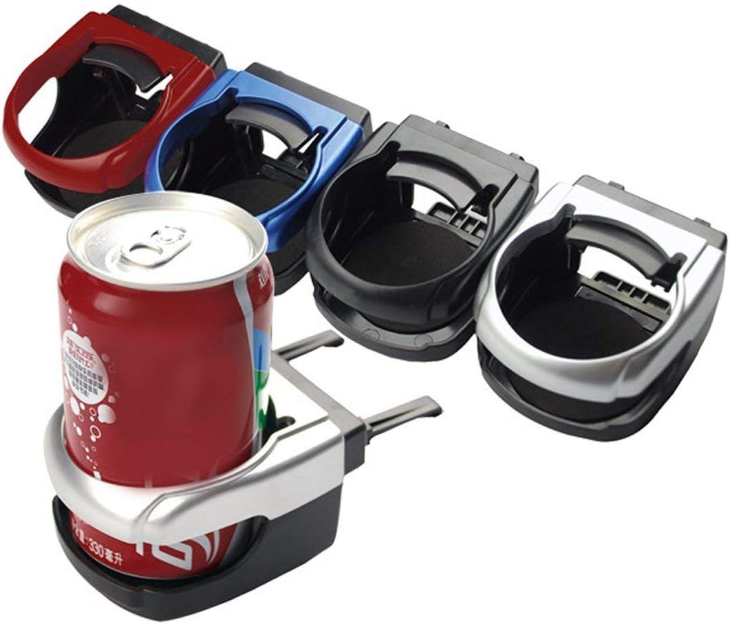 Sylvialuca Auto Auto Entl/üftungsflasche Dose Kaffee Trinkbecherhalter Halterung Halterung Tablett Multifunktionale Autotassenhalter Innenorganisator