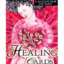 Healing Cards: A Daily Practice for Maintaining Spiritual Balance, A 50-Card Deck with Booklet by Caroline Myss (Jan 1 2003)