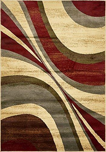 (Modern Contemporary All Décor Floor Rugs Beige 4' x 6' Camden Area Rug Living Room Bedroom Carpet)