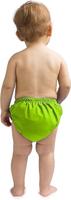 S 6-9 Mois Babaloo Diaper Nappy r/éutilisable pour la mer et la Piscine Mixte Enfant Bleu S Cressi Sub S.p.A