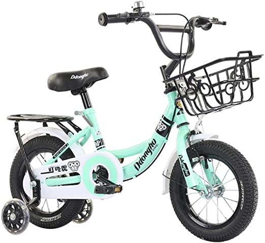 Bicicleta para niños SONG Bici De La Bicicleta Del Niño 2-4-6-7 ...