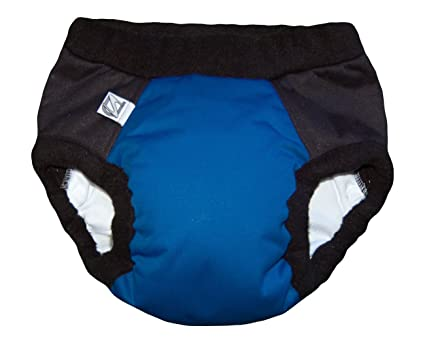 Amazon.com : Super Undies Bedwetting Pants Nighttime Underwear Bat Boy (Dark Blue) Size 4 (XXL) 9-12 Year Old : Baby Diaper Covers : Baby