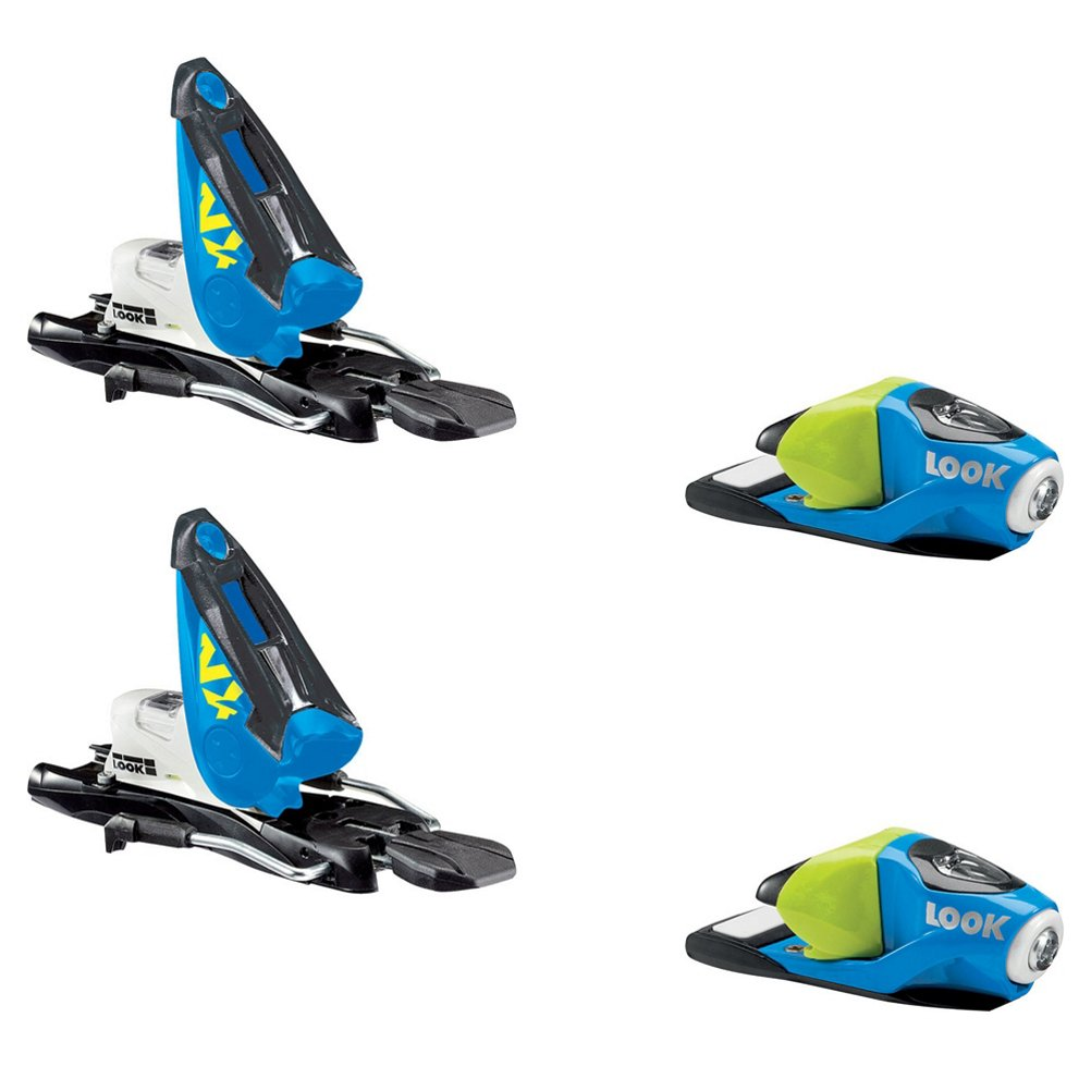 Look NX Team 10 Junior Ski Bindings - 73 by Look