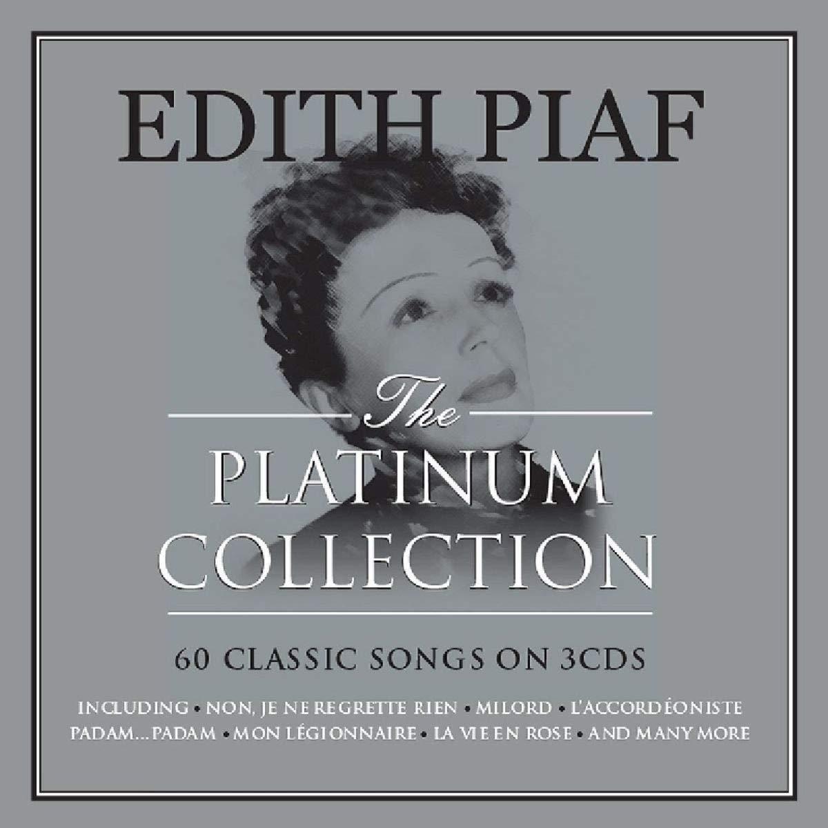 Platinum Collection - Edith Piaf