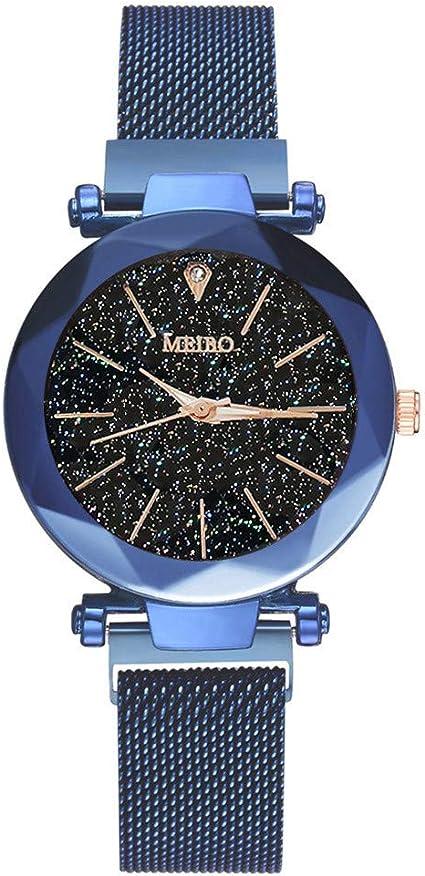 2019 Spring Deals! Reloj de pulsera analógico de cuarzo con ...