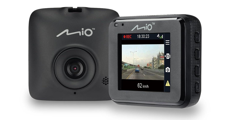 MIO MiVue M560 Cam/éra Embarqu/ée pour Casque V/élo//Moto