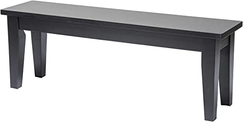 American Lifestyles Bench Black