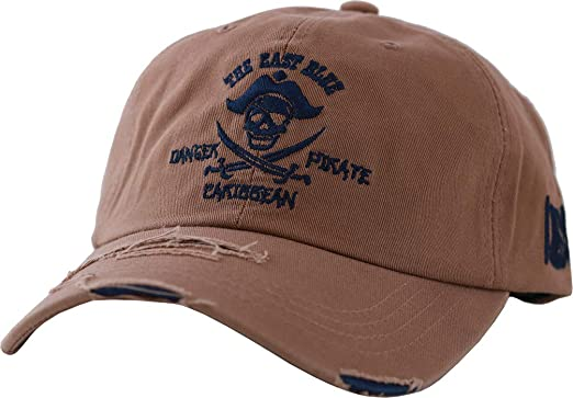 sujii jCAP Pirate Pirata Gorra de Beisbol Baseball Cap Sombrero de ...
